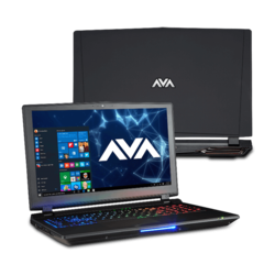 Ascendant P750 Workstation Laptop