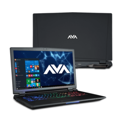 Ascendant P770 Workstation Laptop