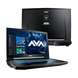 Ascendant WT73VR 7RM Workstation Laptop