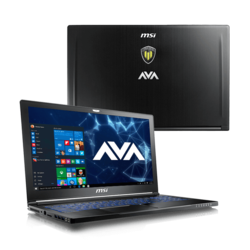 Ascendant WS63 7RK Workstation Laptop