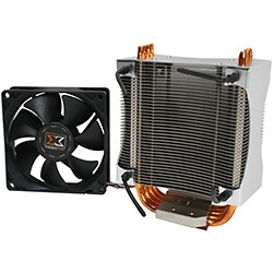 XP-S964 CPU Cooling Fan/Heatsink, Socket 775/754/939/940/AM2, 92mm Fan, Copper/Aluminum, Retail