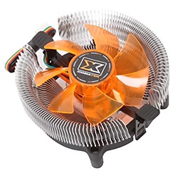 Apache CD901 CPU Cooler, Socket 775/754/939/940/AM2, Aluminum, Retail