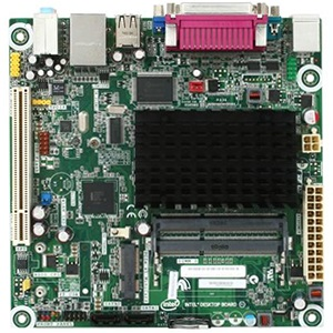 D525MW, Intel® Atom™ Dual-Core D525 1.8Hz, Intel® NM10, DDR3-800 SODIMM 4GB /2, SATA 3 Gb/s /2, VGA, HDA, GbLAN, Mini-ITX, Retail