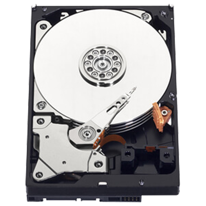 1TB WD Green WD10EZRX, IntelliPower, SATA 6Gb/s, 64MB cache, 3.5-Inch OEM HDD