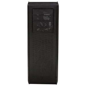 Blackhawk Ultra Black Full Tower Case w/ Window, HPTX, 10 slots, No PSU
