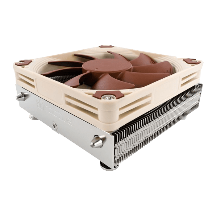 NH-L9i, Socket 1151, 37mm Height, 95W TDP, Copper/Aluminum, Retail CPU Cooler