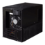 Sugo Series SST-SG10B, No PSU, microATX, Black, Mini Tower Case