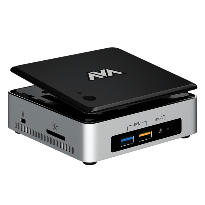 ascendant intel nuc i5 avadirect. Black Bedroom Furniture Sets. Home Design Ideas