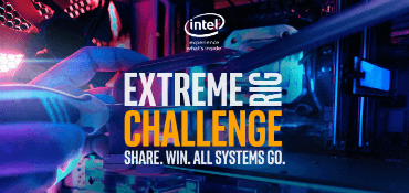 Enter the Intel Extreme Rig Challenge Giveaway