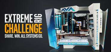AVADirect Finishes in 4th Place in Intel's Extreme Rig Challenge