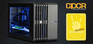 Avant Mini Cube Gaming PC - Reviewed by Custom PC Review