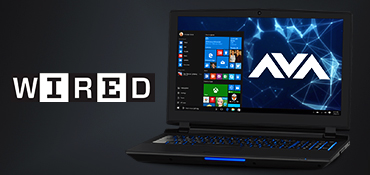 AVADirect Avant P750DM2-G Gaming Laptop - Reviewed by WIRED