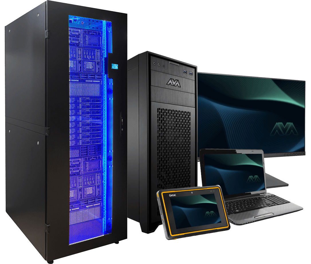 Custom Computer Solutions For The Forensics Avadirect
