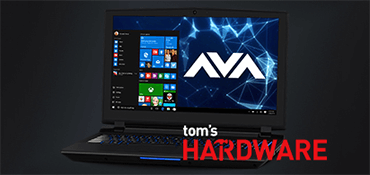 AVADirect Avant P750DM-G Gaming Laptop First Look - Review by Tom's Hardware