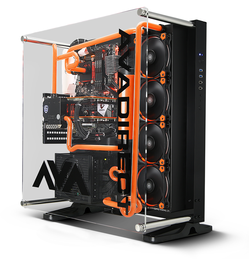 AVADirect builds high performance computers