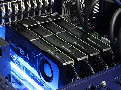 Custom Computer Workstations have high graphics processing power