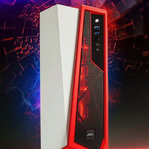 custom gaming pc with SLI and Skylake