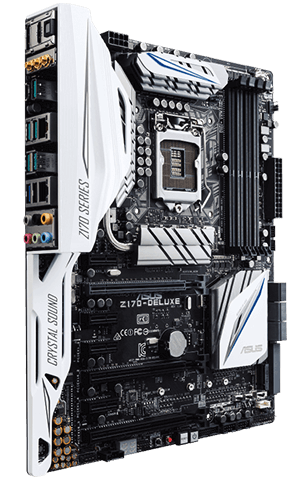 Gaming motherboard features