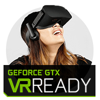 VR Ready Road to VR Exemplar 2 computer