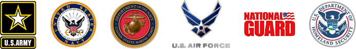 AVADirect works with the U.S. Army, U.S. Navy, U.S. Marine Corps, U.S. Air Force, National Guard and U.S. Department of Homeland Security.