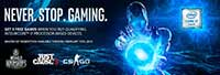 Intel Core i7 CS:GO gaming bundle