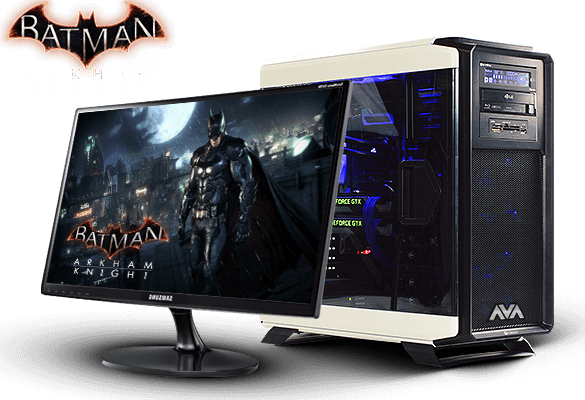 get Batman: Arkham Knight free with purchase of select NVIDIA GTX cards