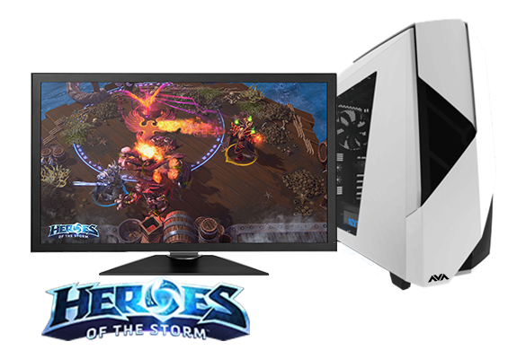 Nvidia GeForce GTX 950/960 Heroes of the Storm Bundle