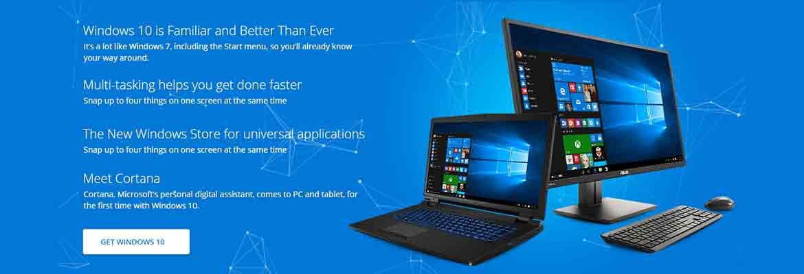Get Windows 10 for your custom computer
