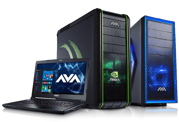 AVADirect now offers financing - Buy a computer and pay over 3, 6 or 12 months