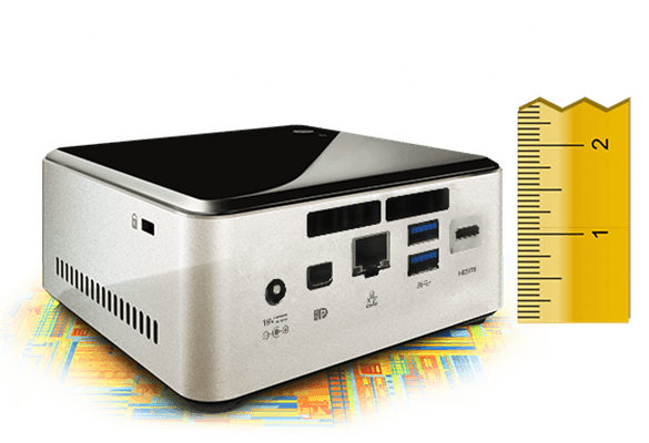 Meet the latest Intel NUC