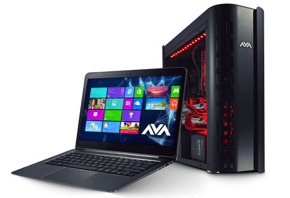 Shop computers for Home, for Business, or for Gaming