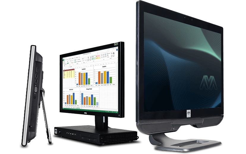 AVADirect All-in-One Desktops