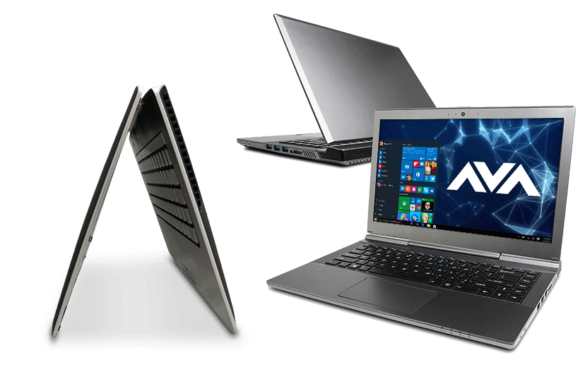 Thin and light laptops