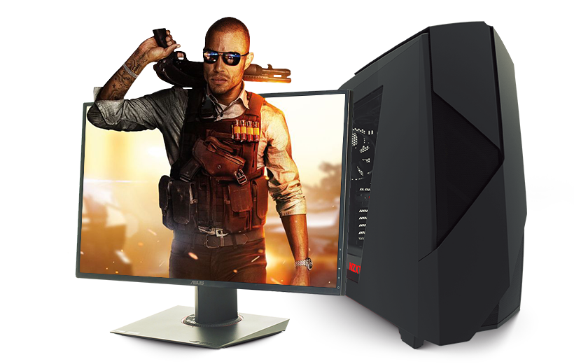 Custom Tower Gaming PCs by AVADirect