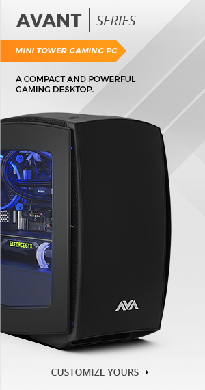 Avant Mini Tower Gaming PC