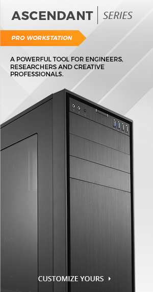 The Ascendant Pro Workstation PC