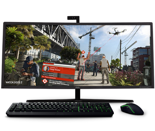 Avant Gaming All-in-One PC Desktops
