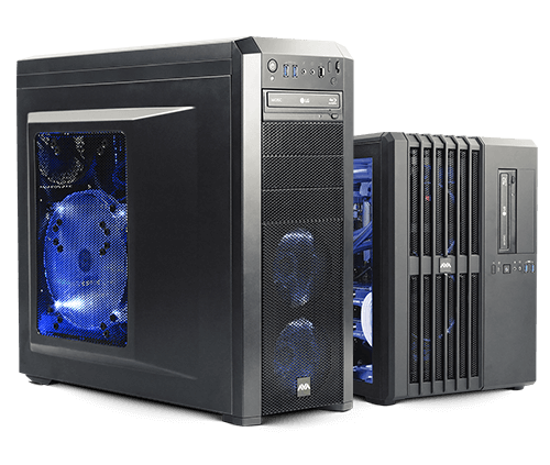 Avant Gaming PC Desktops