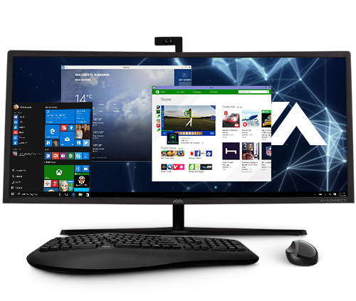 Find a custom All-in-One computer or custom All-in-One PC for your home.