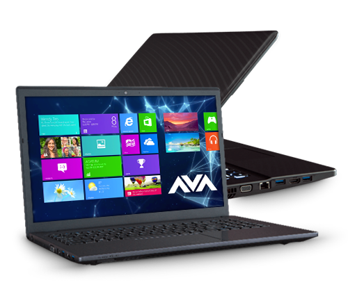 Configure a custom notebook or custom laptop for your home