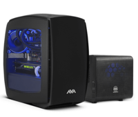 Mini Gaming PC, Full Size performance