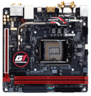 GA-Z170N-Gaming 5 (rev. 1.0) LGA 1151 Intel Z170 HDMI SATA 6Gb/s USB 3.1 USB 3.0 Mini ITX Intel Motherboard