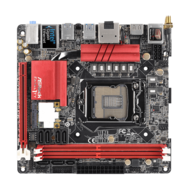FATAL1TY Z170 Gaming-ITX/AC Intel Z170 Chipset Socket LGA 1151 DDR4 32GB Mini ITX Desktop Motherboard