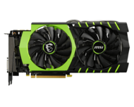 GeForce GTX 970 GAMING LE 100ME 4GB 256-Bit GDDR5 PCI Express 3.0 SLI Support Video Card