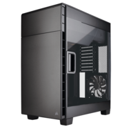 Carbide Series® Clear 600C Inverse, w / Window, Steel, No PSU, ATX, Full-Tower Computer Case