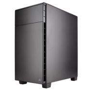 Carbide Series® Quiet 600Q Inverse, No PSU, Steel, ATX, Full-Tower Computer Case