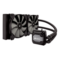Hydro Series H110i 280mm, Socket 2011-3/1151/AM3+/FM2+, Retail Liquid Cooling System