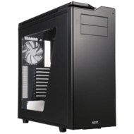 H630 Matte Black, w / Window, No PSU, SECC/Steel/Plastic, ATX, Full Tower, Computer Case