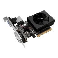 GeForce GT 710 VCGGT7102XPB, 954 MHz, 2GB GDDR3 64-Bit, PCI Express 2.0 Low-profile Graphics Card