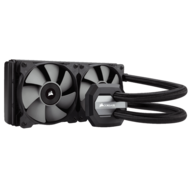 Hydro Series H100i V2 240mm, Socket 2011-3/1151/AM3+/FM2+, Retail Liquid Cooling System